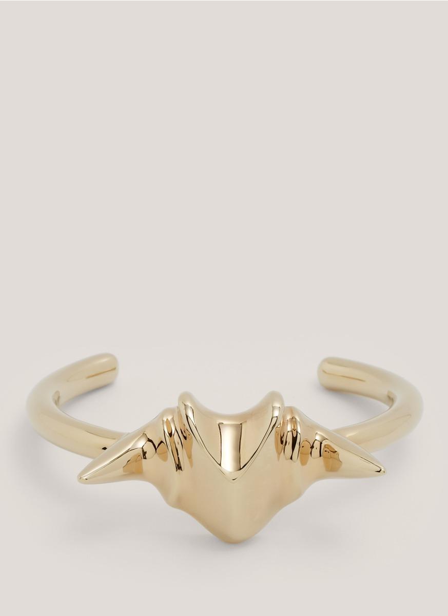 Giuseppe Zanotti Metal bras bracelet with crystals SORAYA 9jcWifEV