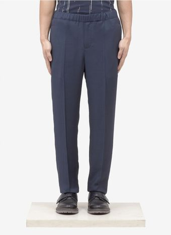 Neil Barrett Elasticated Waistband Pants - Lyst