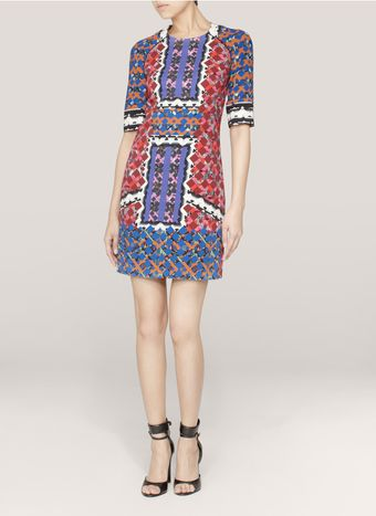 Peter Pilotto Rg Printed Dress - Lyst