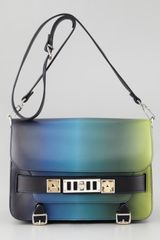 Proenza Schouler Ps11 Classic Shoulder Bag Ombre - Lyst