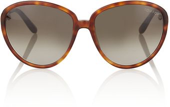 Tom Ford Malin Sunglasses - Lyst