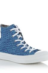 Converse All Star Hi Tops - Lyst