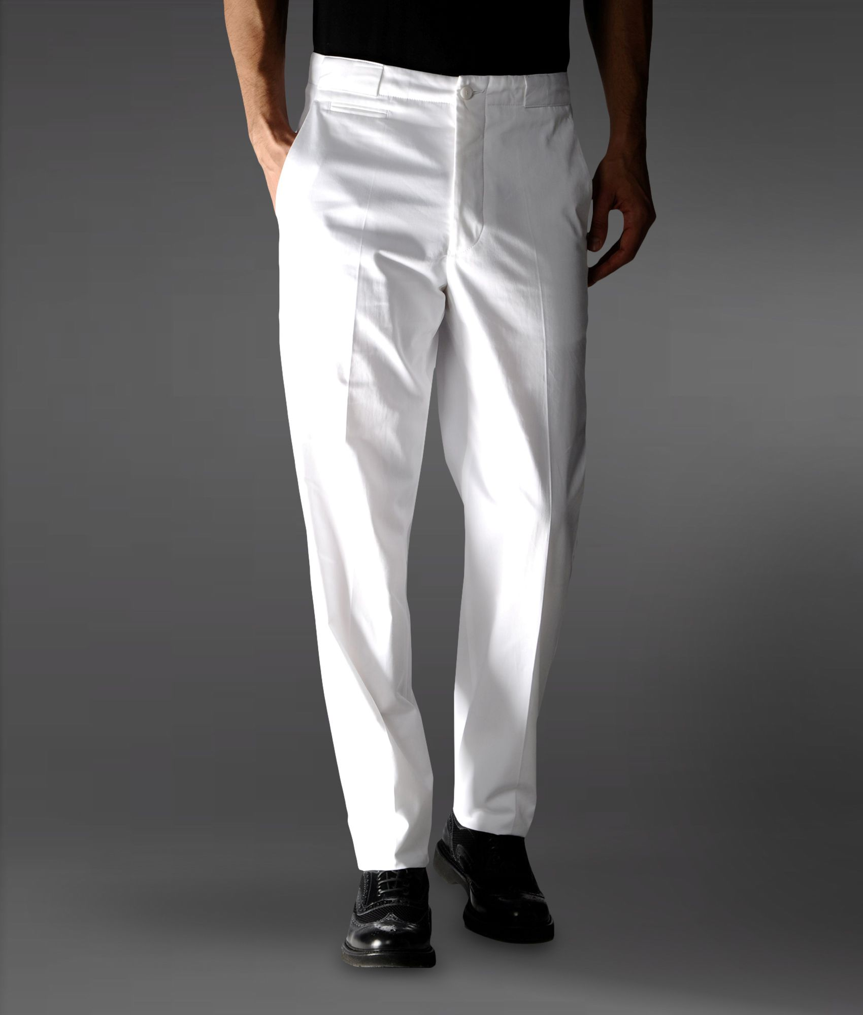 Khaki Mens Jeans