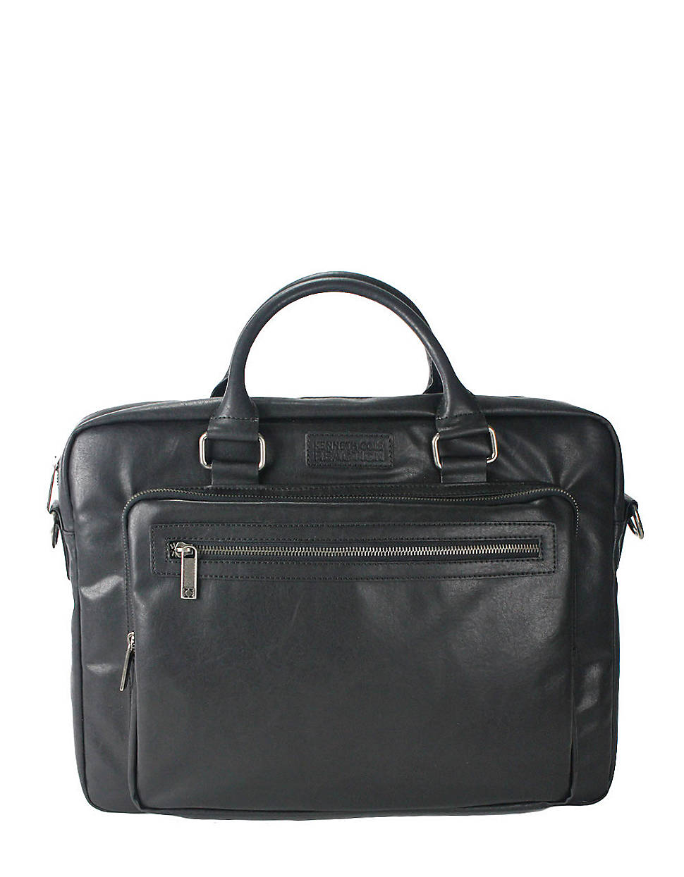 Kenneth Cole Reaction North End Laptop Bag In Black For