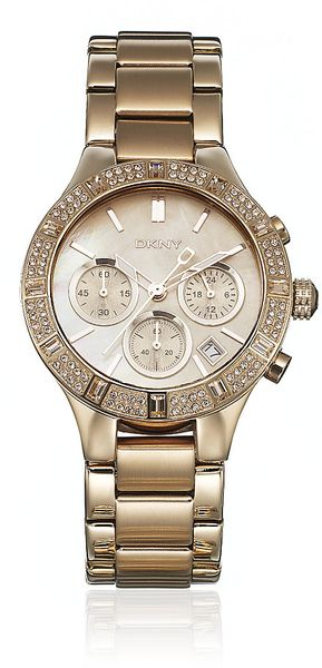 DKNY Chronograph Watch - Lyst