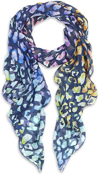 Matthew Williamson Rainbow Iconic Scarf - Lyst