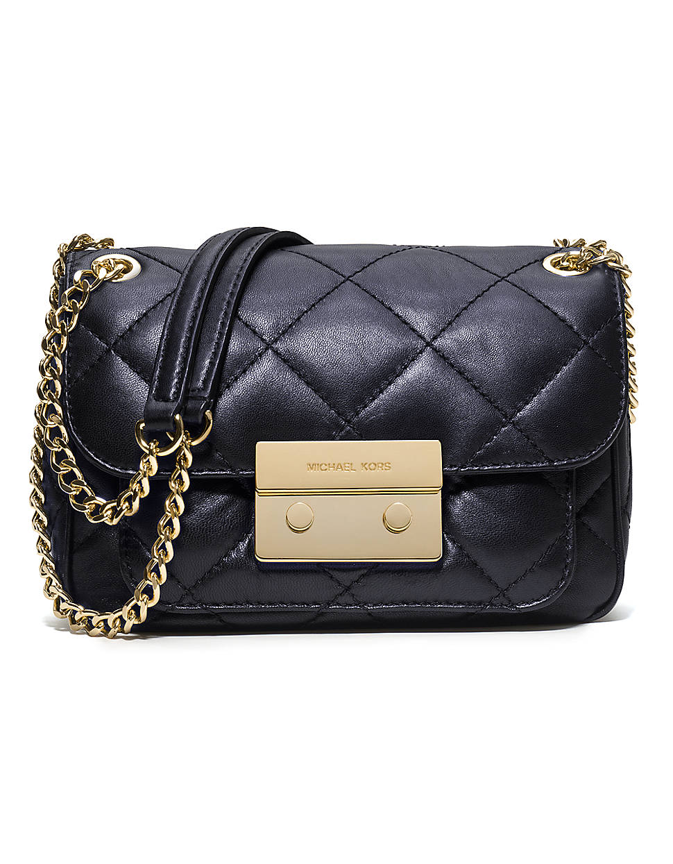 Michael Kors Small Sloan Quilted Shoulder Bag 40