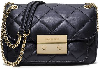 Michael by Michael Kors Sloan Small Quilted Leather Shoulder Bag - Lyst