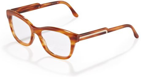 Square Framed Fashion Glasses : Rounded Square Frame Fashion Glasses in Brown (light ...
