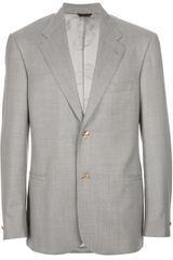 Versace Classic Two Button Suit - Lyst