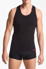 Calvin Klein Pro Stretch Slim Fit Tank - Lyst