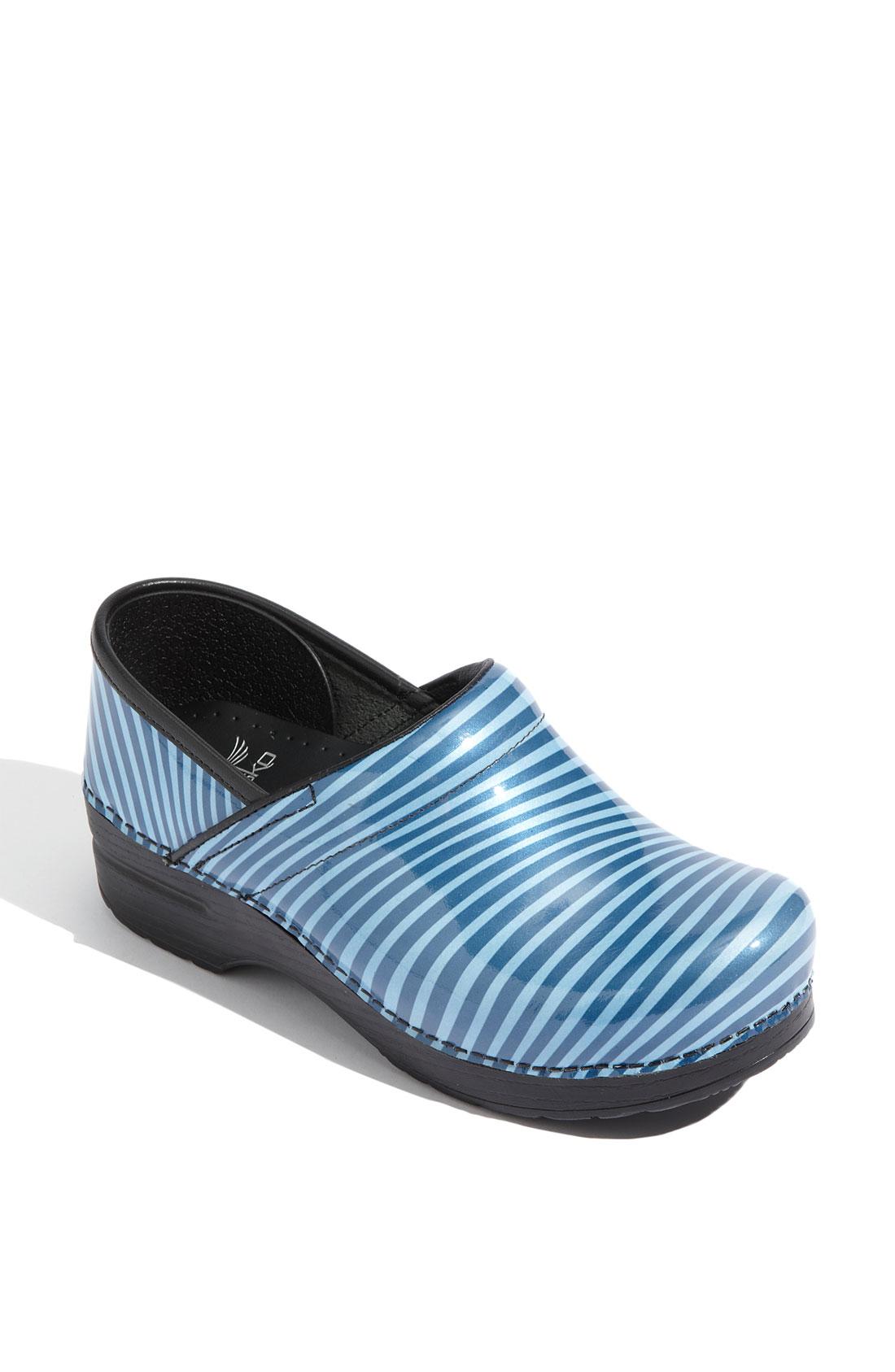 Dansko Shoes Blue