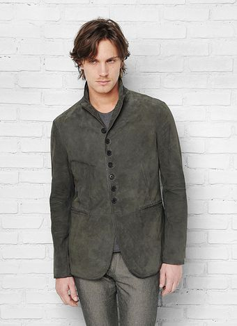 John Varvatos Peak Lapel Jacket - Lyst