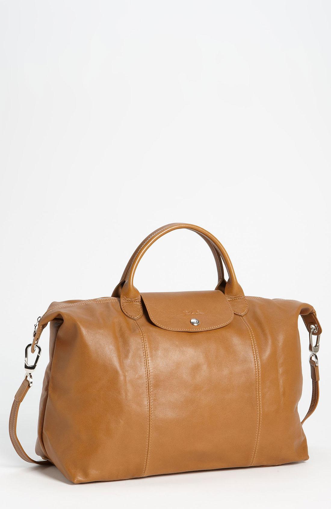sac à main cuir marron