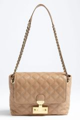 Marc Jacobs Baroque Single Large Leather Shoulder Bag - Lyst