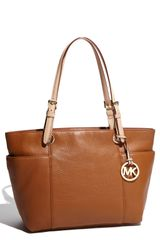 Michael by Michael Kors Jet Set Tote Medium - Lyst