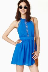 Nasty Gal Harlow Lace Dress - Lyst