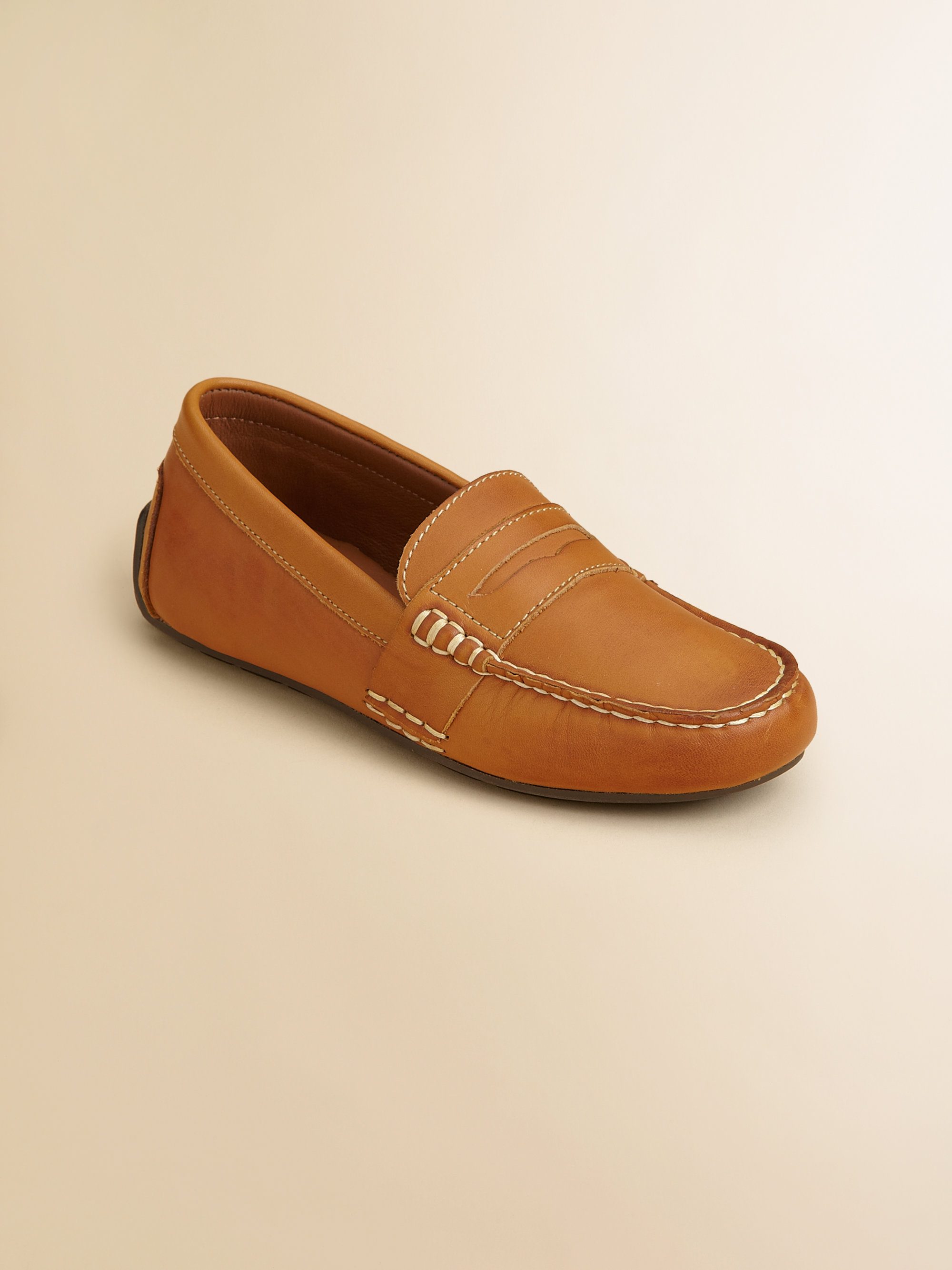 M S Tan Shoes