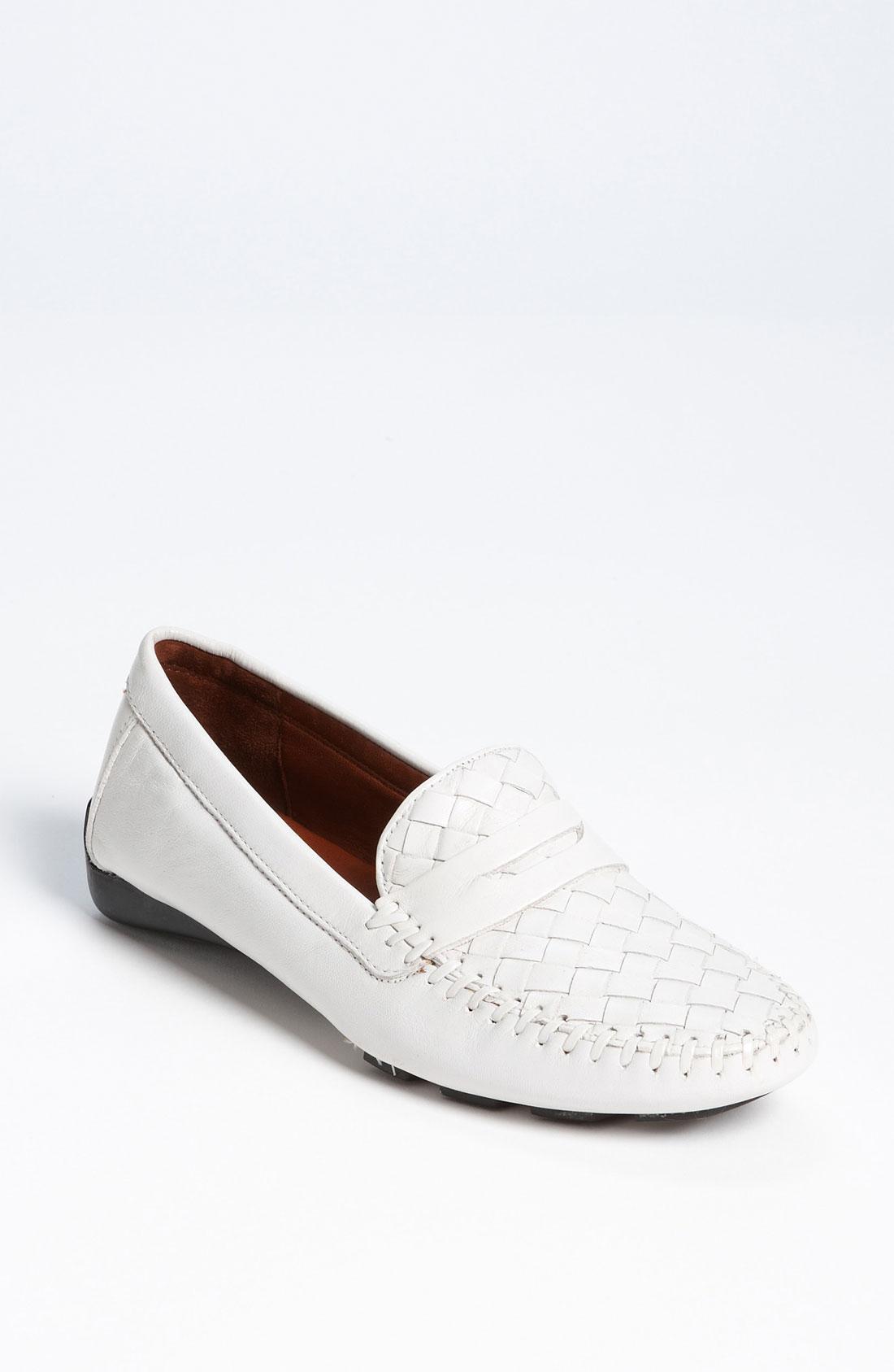 Asos White Glove Shoe
