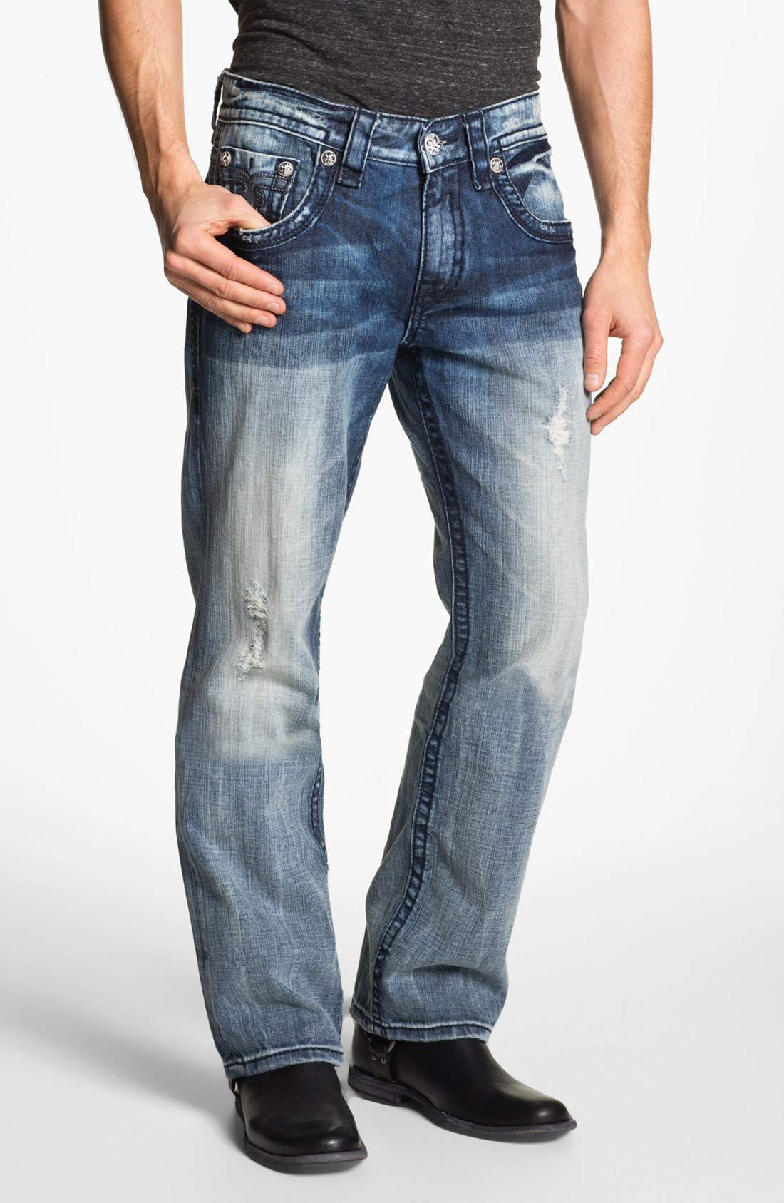 Rock Jeans For Men
