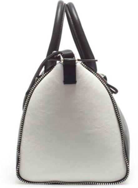 Zara Mini Bowling Bag Mini Bowling Bag With Zips