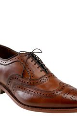 Allen Edmonds Mcallister Oxford - Lyst
