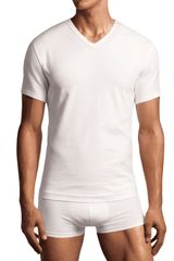 Calvin Klein Basic V neck T shirt Tall 2pack - Lyst