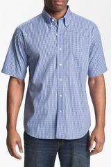 Cutter & Buck Sunset Hill Check Sport Shirt - Lyst