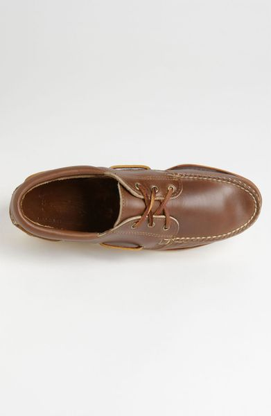Wiscasset Usa Boat Shoe Online Exclusive in Brown for Men (wheat