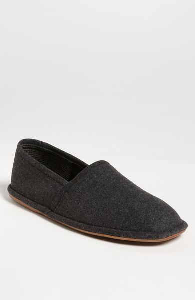 L.b. Evans Lars Slipper Online Exclusive in Gray for Men (gray flannel) - Lyst