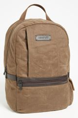 Marc New York By Andrew Marc Andrew Marc Essex Twill Backpack - Lyst