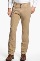 Robert Talbott Ventana Five Pocket Pants - Lyst