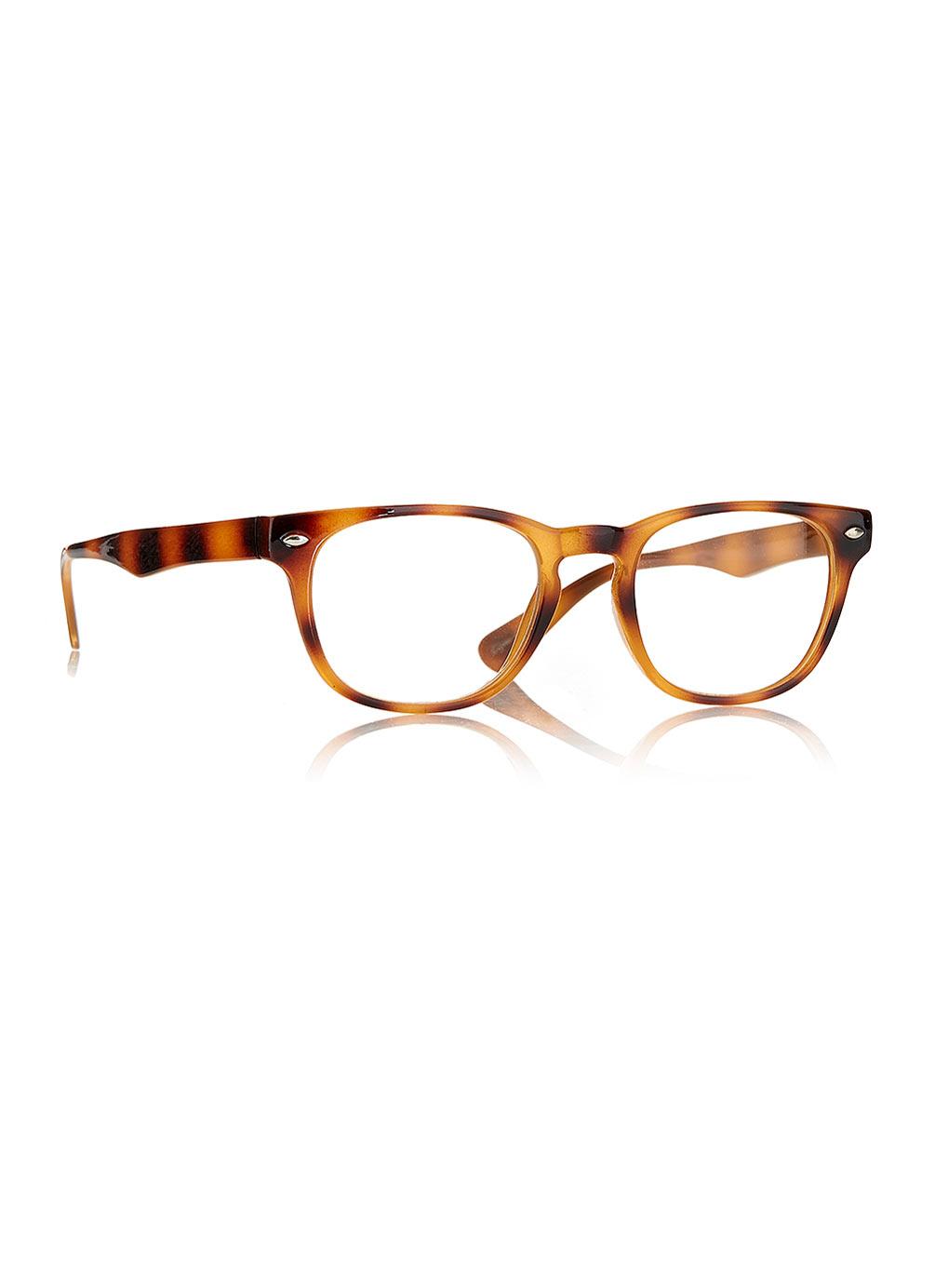Topman Tortoise Shell Glasses in Brown for Men Lyst
