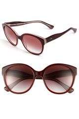 Miu Miu Cats Eye Sunglasses - Lyst