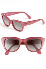 Ray-Ban 52mm Retro Sunglasses - Lyst