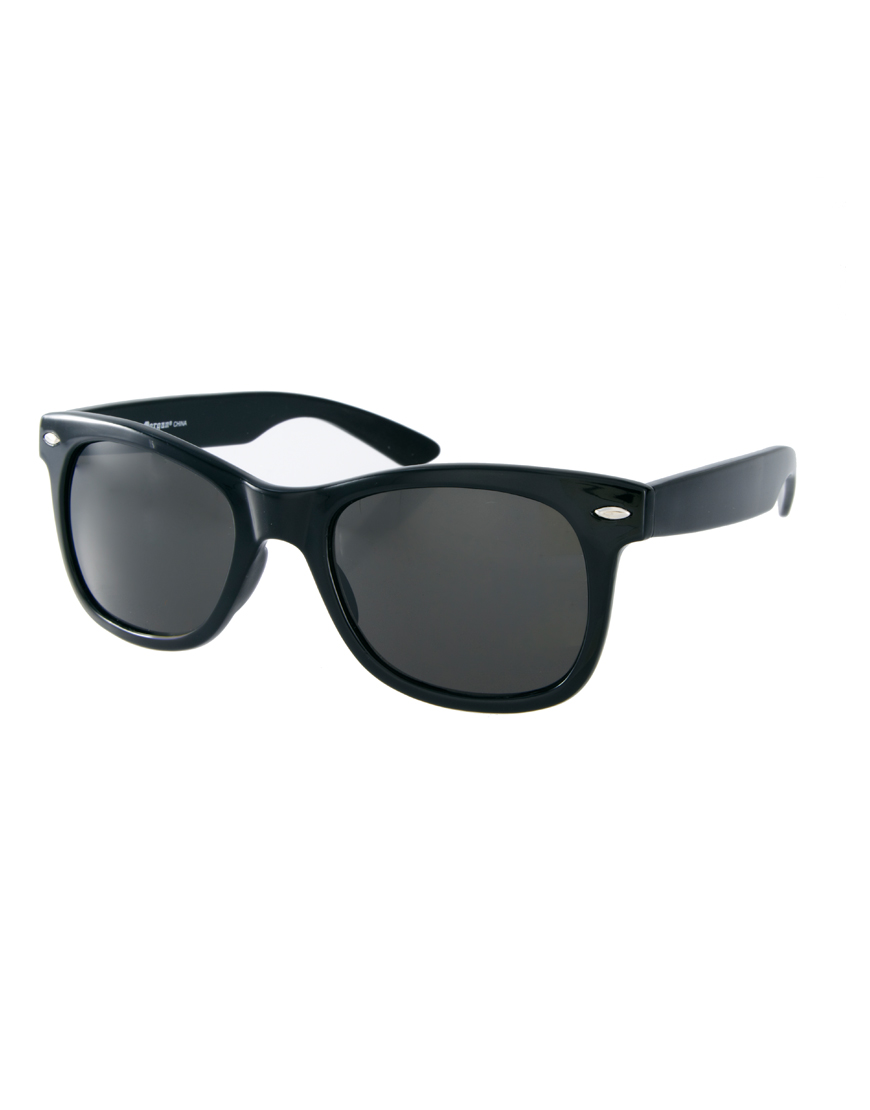 6efd7eb6e03 Aj Morgan Oversized Square Sunglasses In Black - Bitterroot Public ...