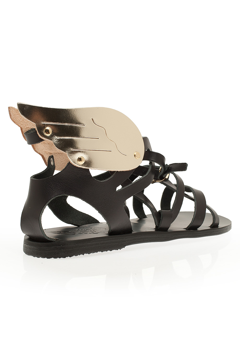 Ancient Greek Sandals Multi Strap New Winged Sandals In