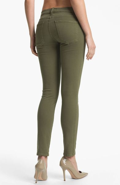 Free shipping and returns on Women's Green Skinny Jeans at paydayloansboise.gq Skip navigation. Give a little wow. The best gifts are here, every day of the year. Shop gifts. Hudson Jeans Nico Crop Super Skinny Jeans (Washed Army Green) $ PAIGE Hoxton High Waist Ankle Skinny Jeans .