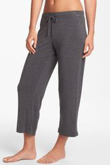 DKNY 7 Easy Pieces Capri Pants - Lyst