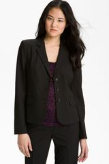 Halogen Three Button Jacket - Lyst