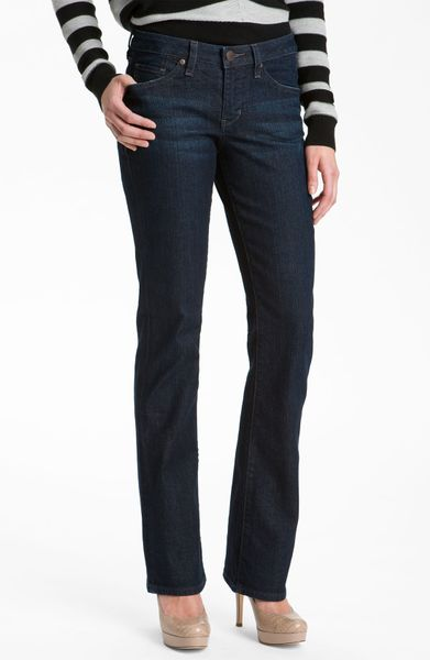 Jag Jeans Lucy Bootcut Jeans Clean Dark In Blue (clean Dark)   Lyst