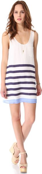 Joie Dawna Tank Dress - Lyst