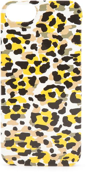 Juicy Couture Leopard Iphone 5 Case - Lyst