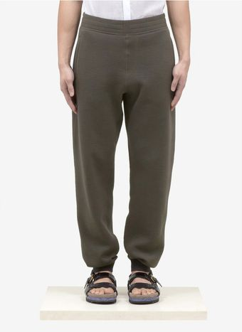 Lanvin Cottonjersey Sweatpants - Lyst