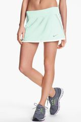 Nike Power Tennis Skirt - Lyst