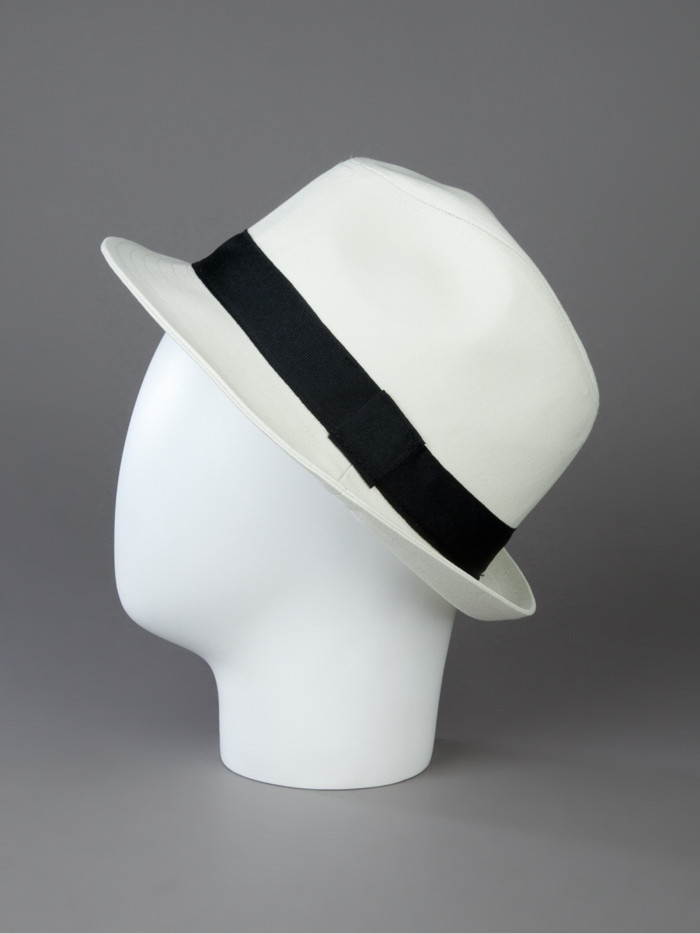 Ralph Lauren Trilby Hat in White for Men - Lyst 961647b29a7