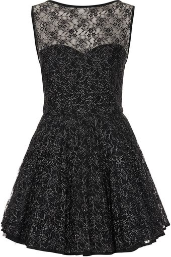 Topshop Vicky Dress  - Lyst