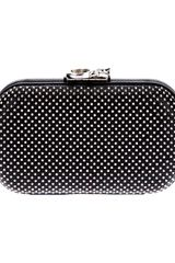Corto Moltedo Studded Hard Case Clutch - Lyst