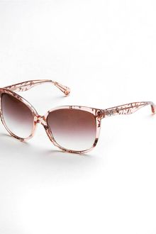 Dolce & Gabbana Oversized Cat Eye Sunglasses - Lyst
