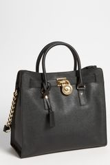 Michael by Michael Kors Hamilton Large Saffiano Leather Tote - Lyst